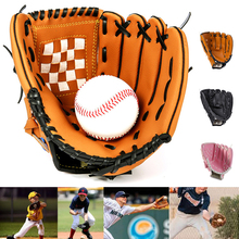 Baseball-Glove Practice-Equipment Softball Training Left-Hand for Adult Man Woman Outdoor