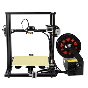 Image 2 - CR 10 DIY 3D Printer Self assemble Printing Mini High precision  Supports for Continuation Print of Power Failure