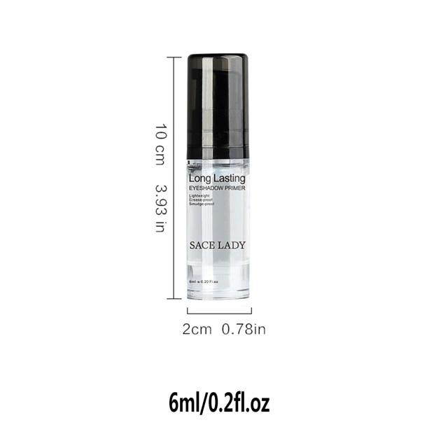 SACE LADY Eyeshadow Primer Makeup Eye Base Cream Liquid Eye Shadow Primer Make Up Oil Control Brighten Long Lasting Cosmetic 1