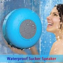 Altavoz ducha chuveiro alto-falante bluetooth alto-falante impermeável portátil altavoces caixa de som música alto-falantes