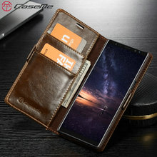 Wallet Case For Samsung Galaxy Note 9 with Stand Leather Flip Cover Ultra-thin Luxury Phone Credit Card Money Cover Case