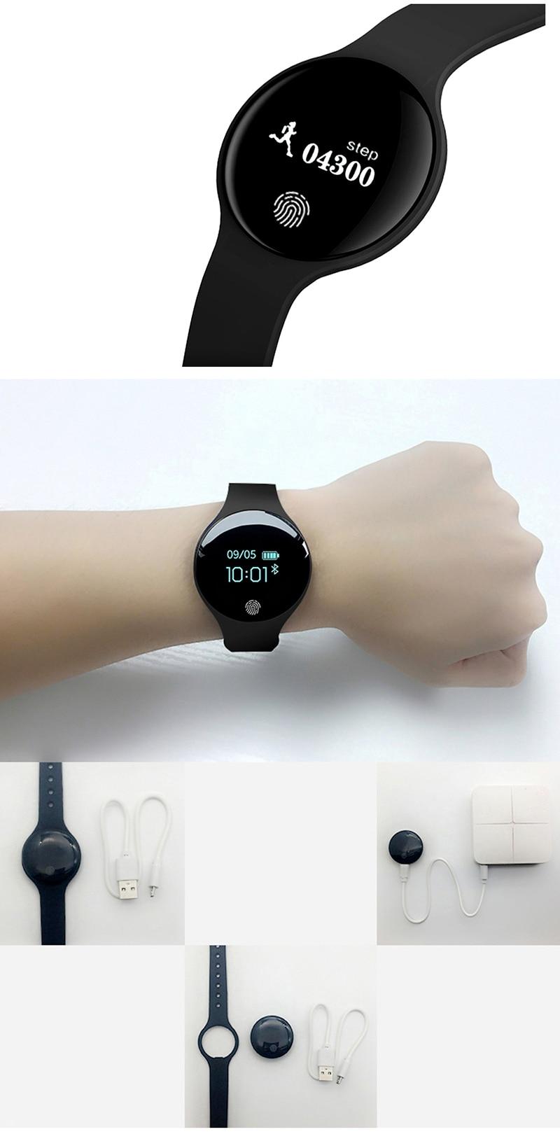 Relógio de pulso para mulheres relógio de