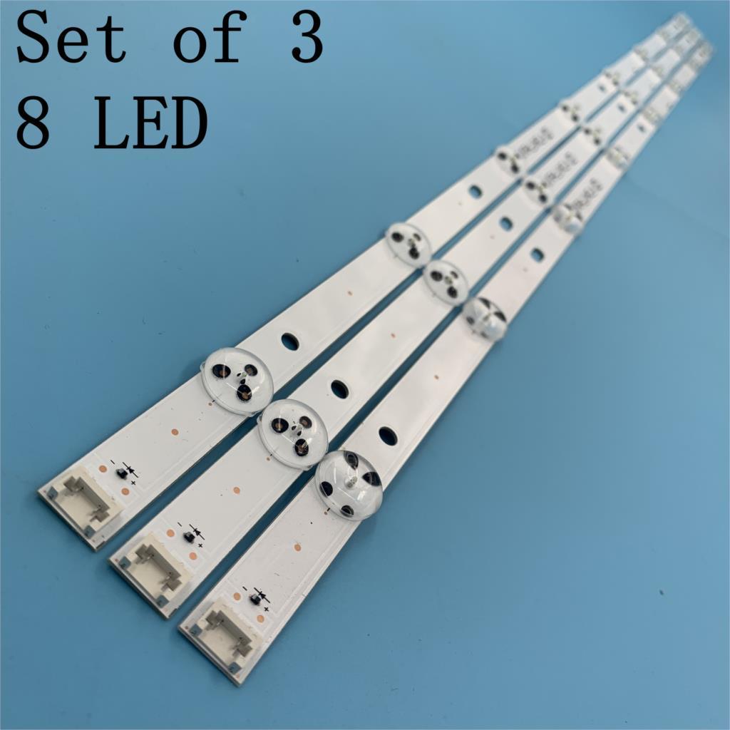 LED Backlight Strip 8 Lamp For LG Innotek 43inch UHD 1Bar 24EA 43uh619v 43UH610V 43UH6030 UF64 UHD_A 43LH5700 43LH60FHD