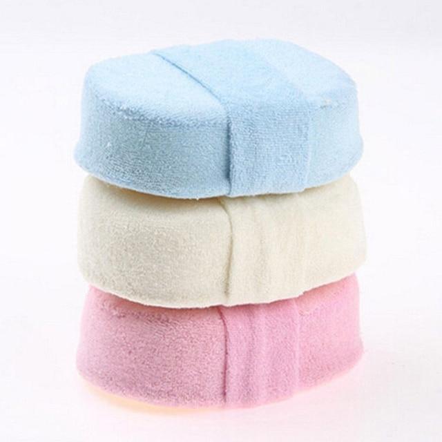 Natural Loofah Body Scrubber Bath Exfoliating Scrub Sponge Soft Shower Brushes Exfoliator Shower Puff Massager Body Skin Care 6