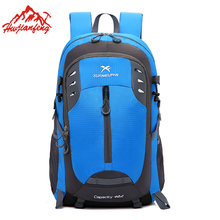 Waterproof Backpack Hiking Bag Cycling Climbing Backpack Travel Outdoor Bags Men Women Sports Backpacks стоимость