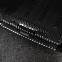 For Mercedes Benz Metris Valente Vito Viano V-Class W447 2016 2017 2018 Accessories Stainless Steel Rear Bumper Plate