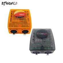 DJworld Stage Controlling Software Sunlite Suite2 FC DMX-USB Controller DMX Good For  LED Effect Lights Equipment