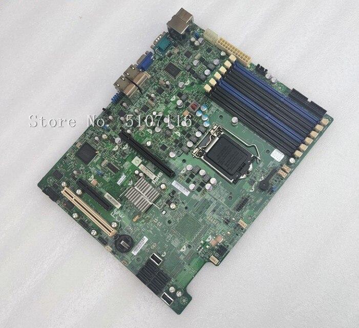 Carte mère de bureau pour X8SIE X8SIE-LN4 3420 1156 carte mère va tester avant lexpédition