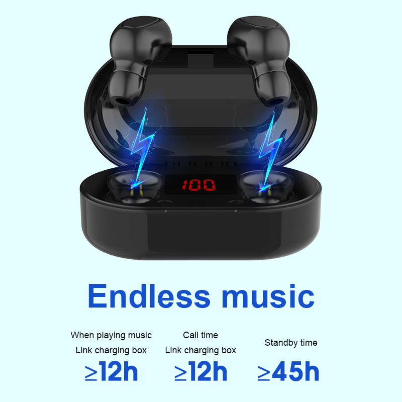 lowest price Original Apple AirPods 2nd Bluetooth Headset with Wireless Charging Case for iPhone iPad MacBook iPod Apple Watch