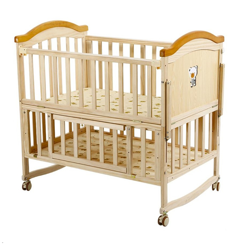 Children's Lozko Dla Dziecka Fille Letti Per Child Cameretta Bambini Wooden Kinderbett Chambre Kid Lit Enfant Baby Furniture Bed