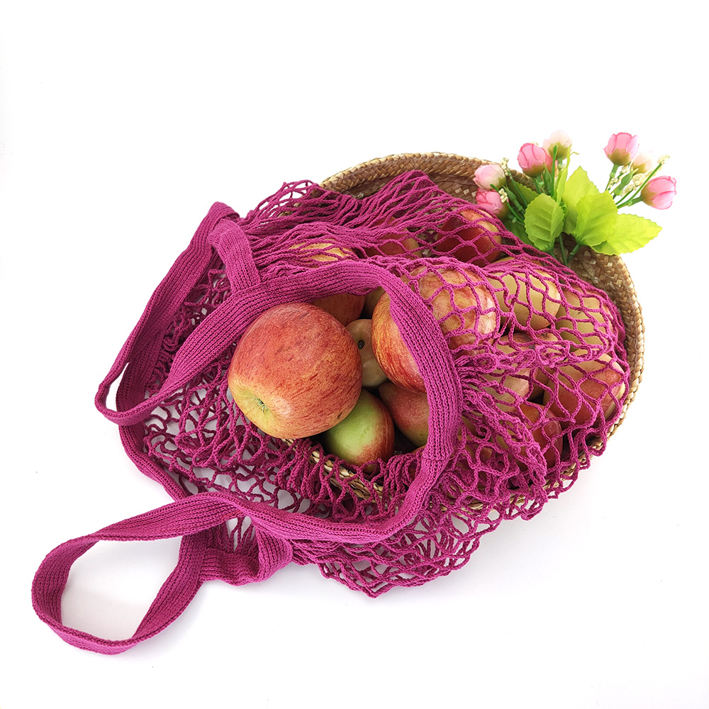 Cotton mesh bag (4)
