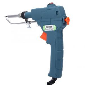 Image 1 - Soldador de calefacción interna portátil de 80W que envía automáticamente pistola de estaño herramienta de reparación de soldadura