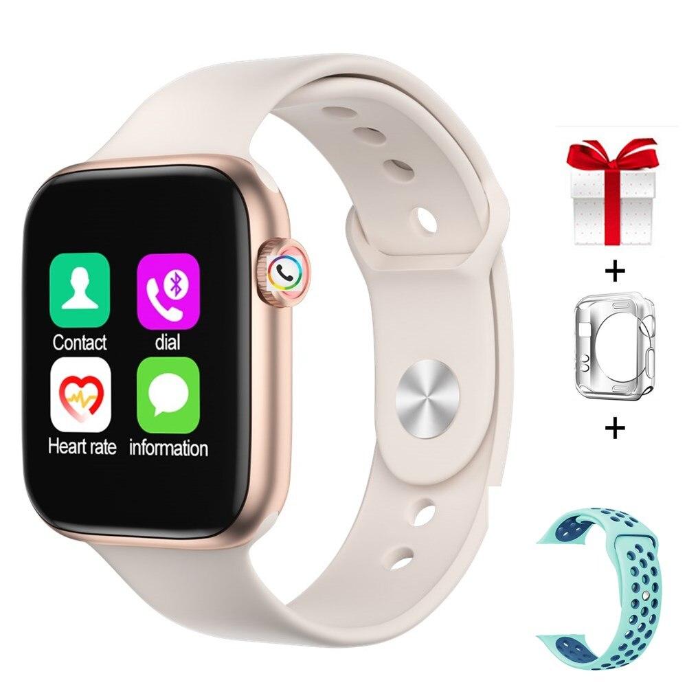 iwo 8 lite plus men smart watch women Series watch 4 smartwatch for Apple iphone huawei xiaomi pk iwo8 iwo9 w34