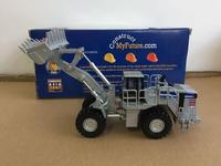 AEM Wheel Loader Silver Limited Edition By Norscot 1:64 Collectible Die Cast
