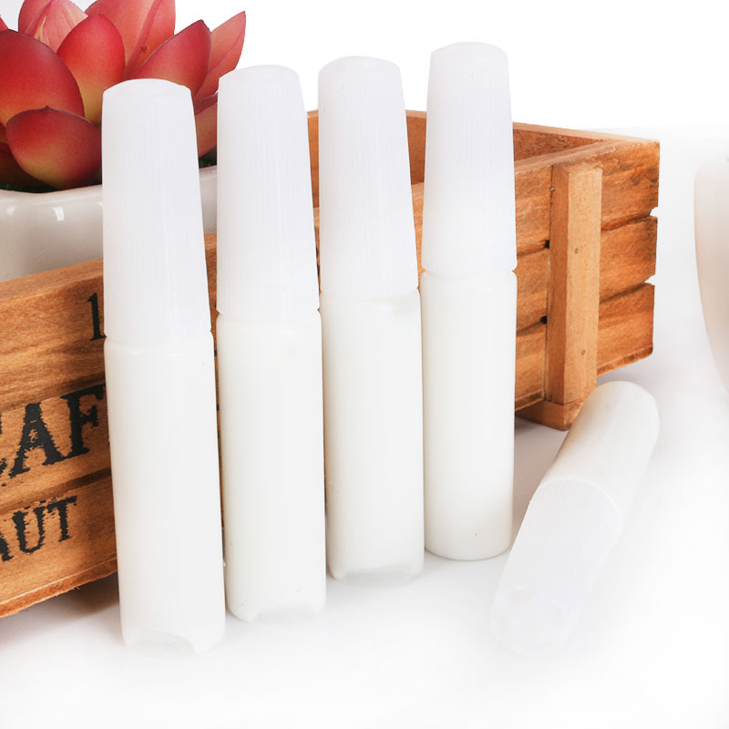 6ML DIY Woodworking White Latex, Handmade Adhesive For Children, Special Glue For Wood Puzzle Reinforcemen 20PCS