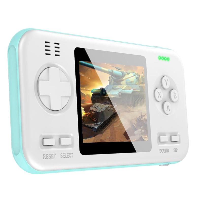 New Handheld Gamepad Console Gaming Machine With 6000MAh Power Bank Buil-In 416 Classic Games Game Player Toys For Children Gift