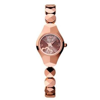 Ladies Wristwatch Fashion Woman Bracelet Rhinestones Analog Quartz Watch Women Crystal Watches Birthday Gift For Women