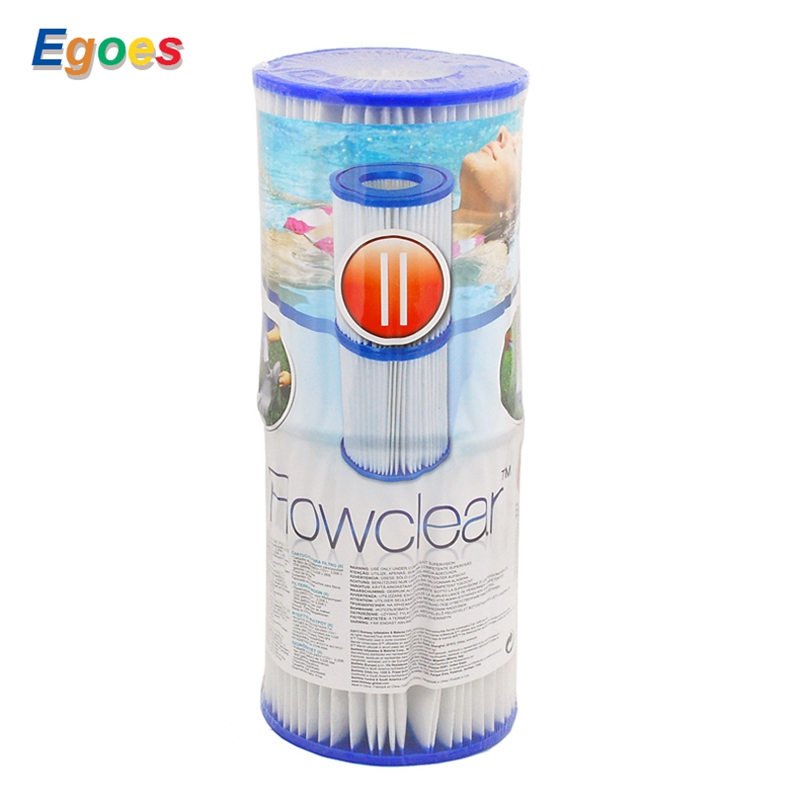 Egoes Swimming Pool Water Filter Cartridges 58094