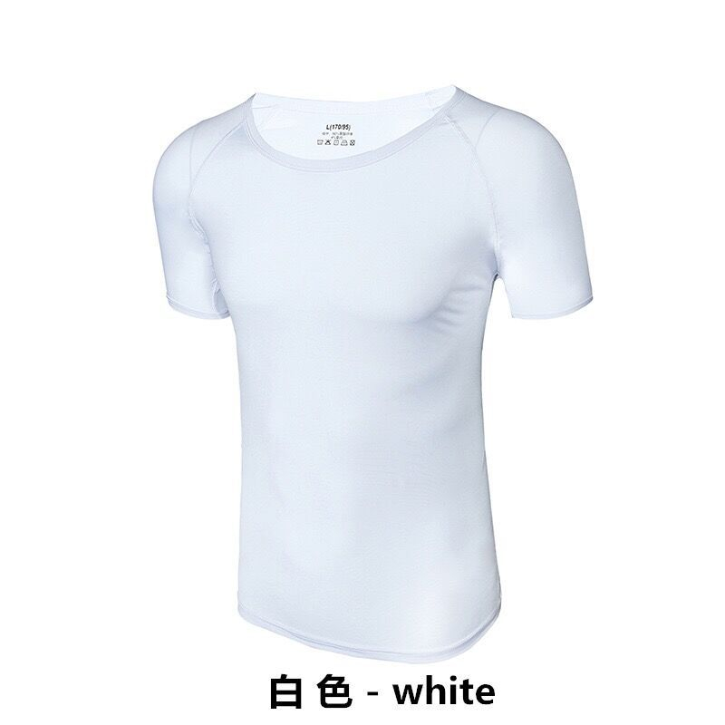 Men 2020 Gyms T-Shirts Bodybuilding Breathable Fit Cotton Shirts Men Short Sleeve Workout Male Casual Tees Tops