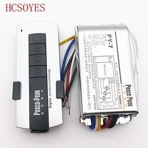 Image 1 - LED3 interruptor remoto inalámbrico de alta tensión 1000W x 3 canales, controlador de paquetes, control remoto sensible al RF