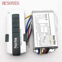 LED3 straße remote schalter controller 1000W * 3CH hohe spannung schalter paket controller wireless RF empfindliche fernbedienung schalter