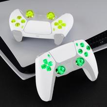 Suitable For PS5 Controller Multi-color Luminous Button Luminous Mushroom Head Colorful Light Board Color Light Board