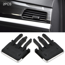 LEEPEE Universal Slice Clip 1Pair Car Auto Air Conditioning Tools Leaf Adjust Clips For Toyota Corolla Air Vent Louvre Blade