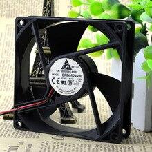 Новинка, для возраста от 9 9225 24V 0.27A EFB0924VH защиты электродвигателя Вентилятор охлаждения