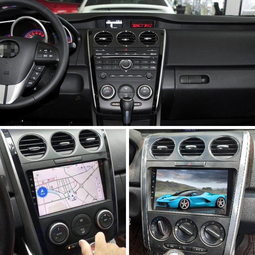 SINOSMART поддерживает BOSE Soundsport Free DSP автомобильный аудио GPS навигационный плеер для Mazda CX-7 CX7 2007 2008-2014 2.5D IPS/QLED