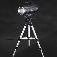 Led lâmpada de pesca searchlight caça luz suporte ao ar livre lanterna led portátil branco/blu ray usb recarregável 18650 bateria|Projetores portáteis| |  -