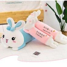 Плюшевая игрушка с длинным Кроликом кукла набивным животным