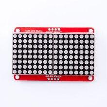 HT16K33 LED Matrice De Points LED LED AFFICHAGE 16*8 écran LED