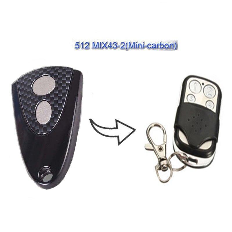 For 512MIX43 2(Mini carbon) compatible remote 433 92mhz|Door Remote Control|   - title=