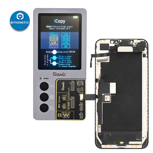 Image 3 - Qianli iCopy Plus with Battery Testing Board for iPhone 7/8/8P/X/XR/XS/XSMAX/11Pro Max LCD/Vibrator Transfer EEPROM Programmer