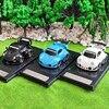 5 Colors 1/64 YOU&CAR x Furuya Q RWB RAUH-WELT BEGRIFF Models Collection Diecast Toys Car Gifts