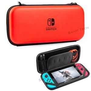 Image 4 - 닌텐도 스위치 케이스 커버 닌텐도 Nitendo 스위치 EVA 하드 운반 가방 여행 스토리지 파우치 닌텐도 스위치 게임 콘솔