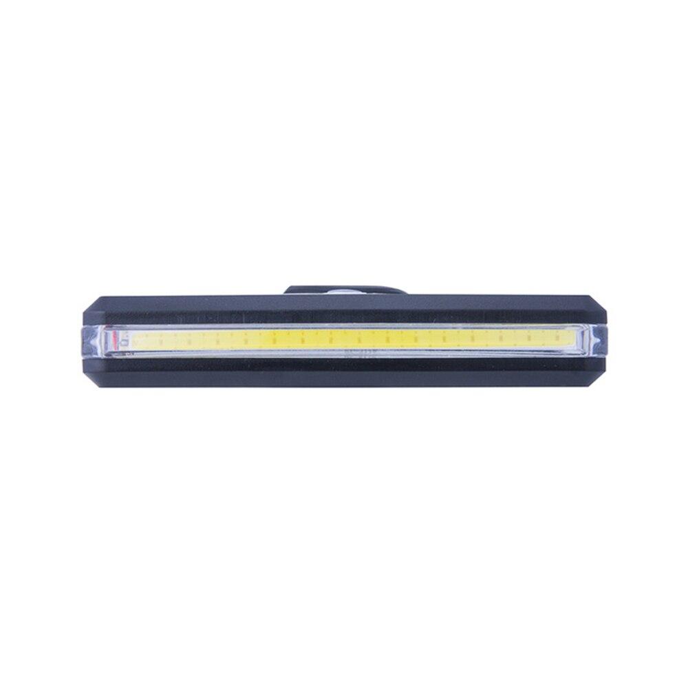 1 Set Electric Skateboard Taillight USB Rechargeable MTB Road Bike Night Riding Light 500mAh Durable MIni Light