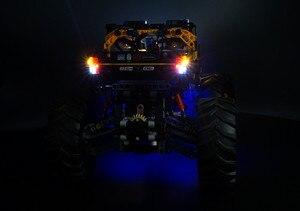 Image 4 - Kyglaring светильник п для lego Technic 42099 4x4 X Treme Off Roader (светильник