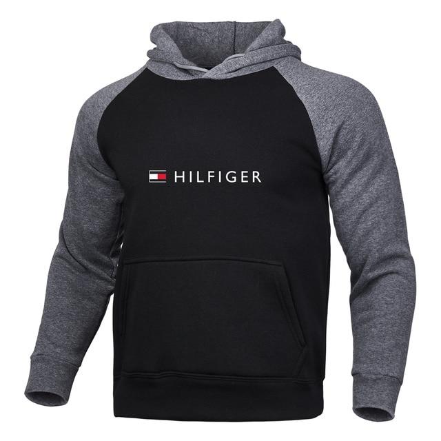 Men and women hoodie sweatshirt street sportswear high-end fashion pullover casual 2021 6