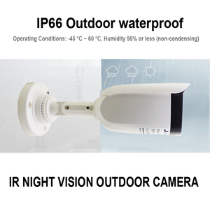 Image 3 - 5mp hd ahd 카메라 hd 야외 방수 1080 p 4mp 고화질 cctv 보안 감시 적외선 야간 투시경 홈 카메라