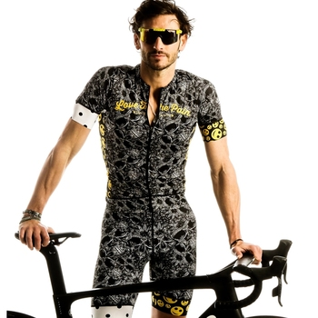 LOVE THE PIAN-maillot de bicicleta para hombre, Ropa de ciclismo Zomer Pro,...