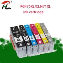 5PK PGI-470 CLI-471 Refilled Ink cartridge For Canon PGI470 CLI471 470 PIXMA MG6840 MG5740 TS5040 TS6040 Printer Compatible with Canon PGI-470 CLI-471 Cartridge PIXMA MG5740 MG6840 MG7740 Printer картридж canon pgi 470 pgbk для canon pixma mg5740 pixma mg6840 pixma mg7740 300 черный 0375c001