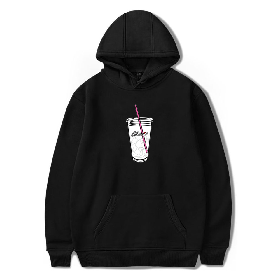 Charli Damelio Merch Print Ice Coffee Splatter Hoodie Women Men Sweatshirt Harajuku Hoodies Long Sleeve Tracksuit Pullover Womam 18