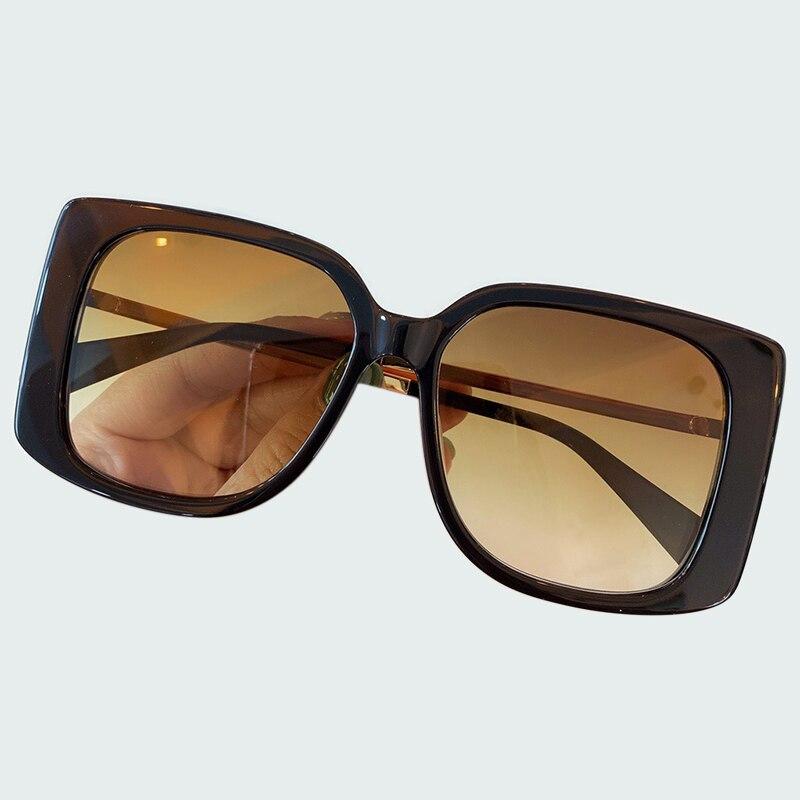 Роскошные солнцезащитные очки без оправы со стразами черного и белого цвета с рогом буйвола, мужские деревянные солнцезащитные очки, ретро ... - 5