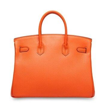 DECRJI Luxury Designer Ladies Bag Purses And Handbags Tote Lock Real Leather Bags For Women Shoulder Bag Famous Brand Cowhide