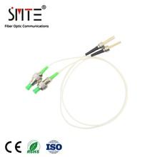 Фотоэлемент PIN фотодиодный детектор волн XC-WQ-FC/APC/0,25 m получает 1100-1600nm скорость отклика волны 0.85A/W детектор