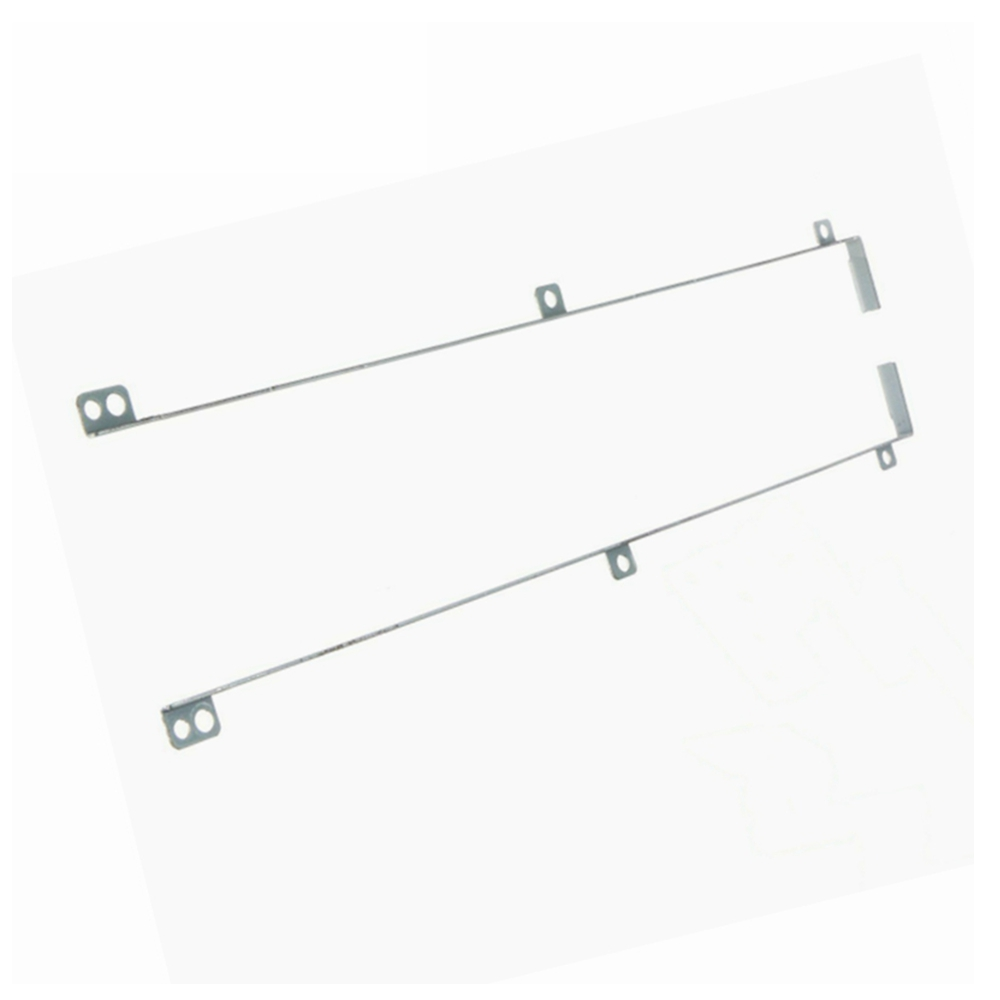 LCD Screen Hinges L&R Set Brackets For Dell Latitude 5520 E5520 Series Left Right TWP90 17T94