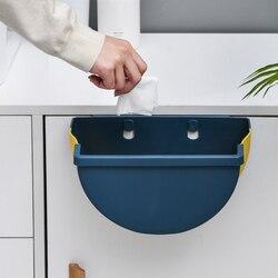 Worek na śmieci uchwyt do przechowywania szafka zamontowany kosz na śmieci składany kosz na śmieci może pojemnik na śmieci do kuchni łazienka K888