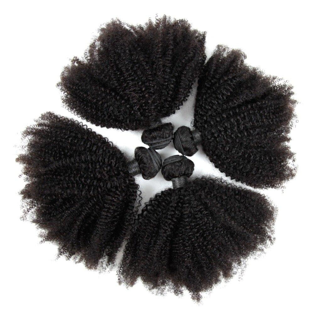 pçs 8-30 polegada remy extensões de tecer cabelo pode ser tingido 150%