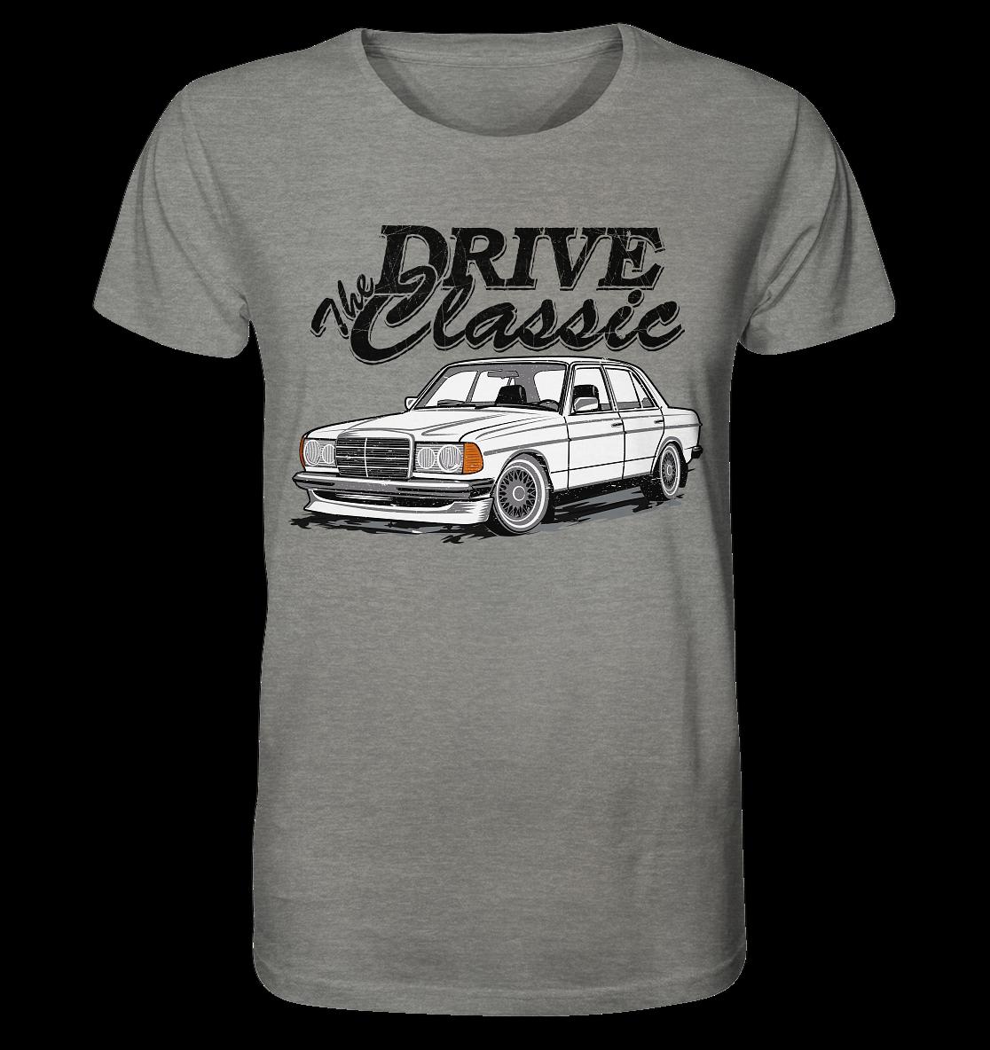 Mercedes W123 Shirt Meliert